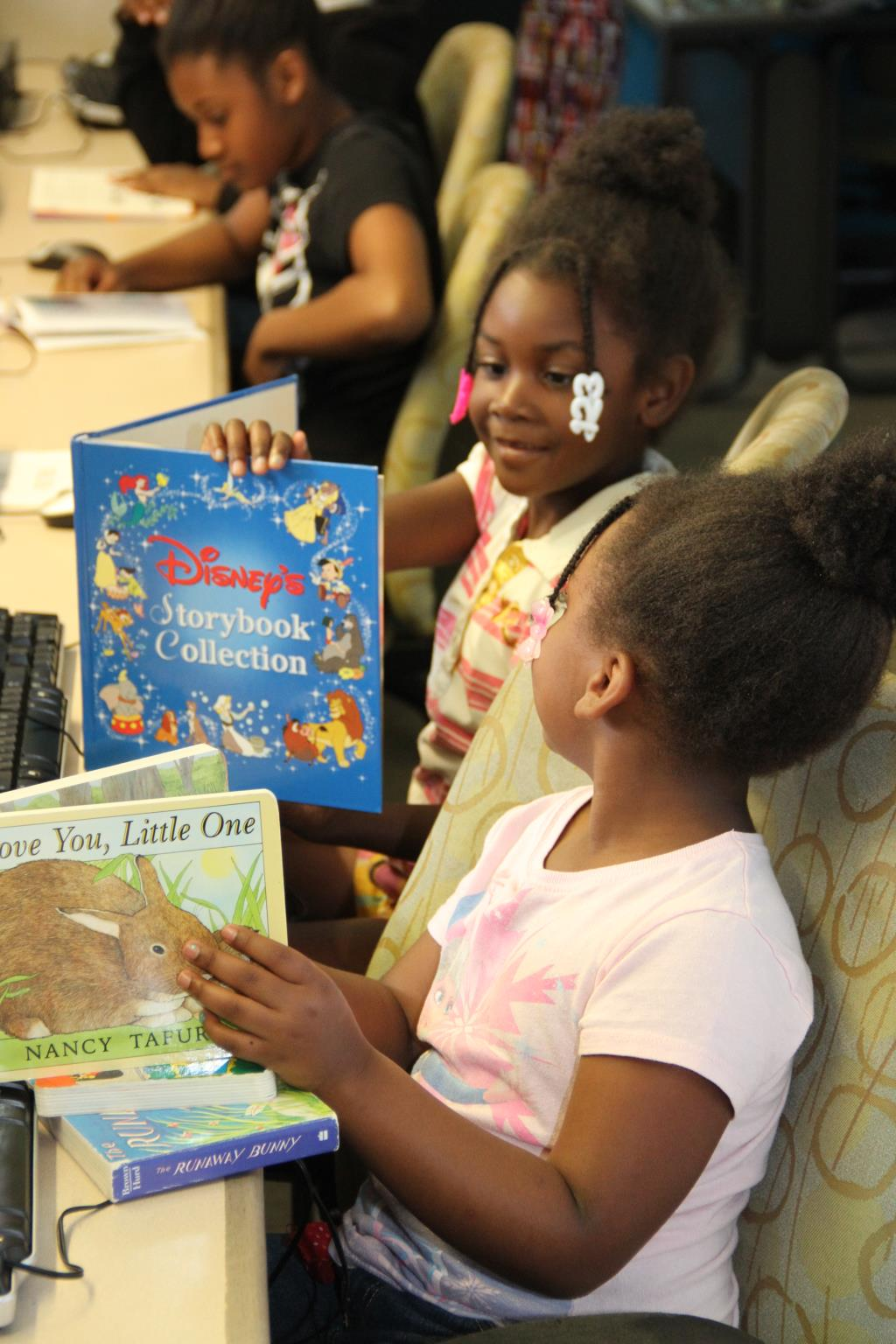Education Initiative Summer Reading Lab