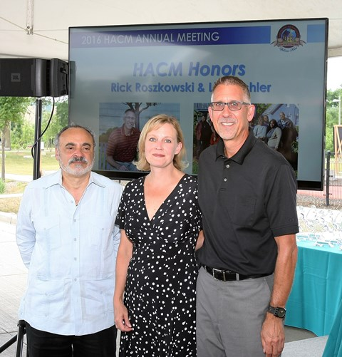 HACM 2016 Annual Meeting Honors