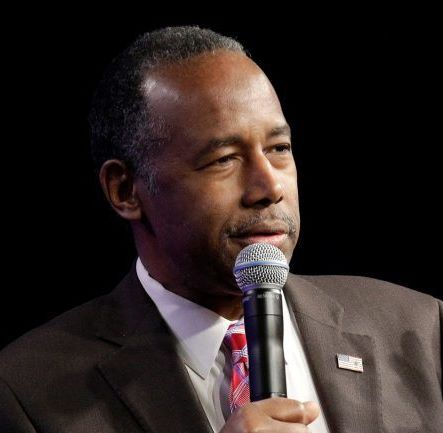 Ben Carson by Joshua Roberts-Reuters