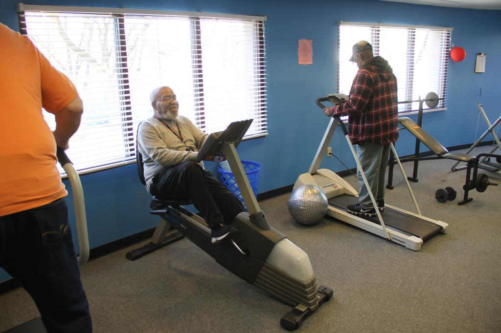 Riverview Exercise Room 1