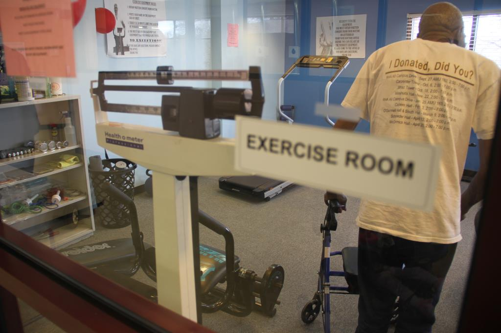 Riverview Exercise Room 6
