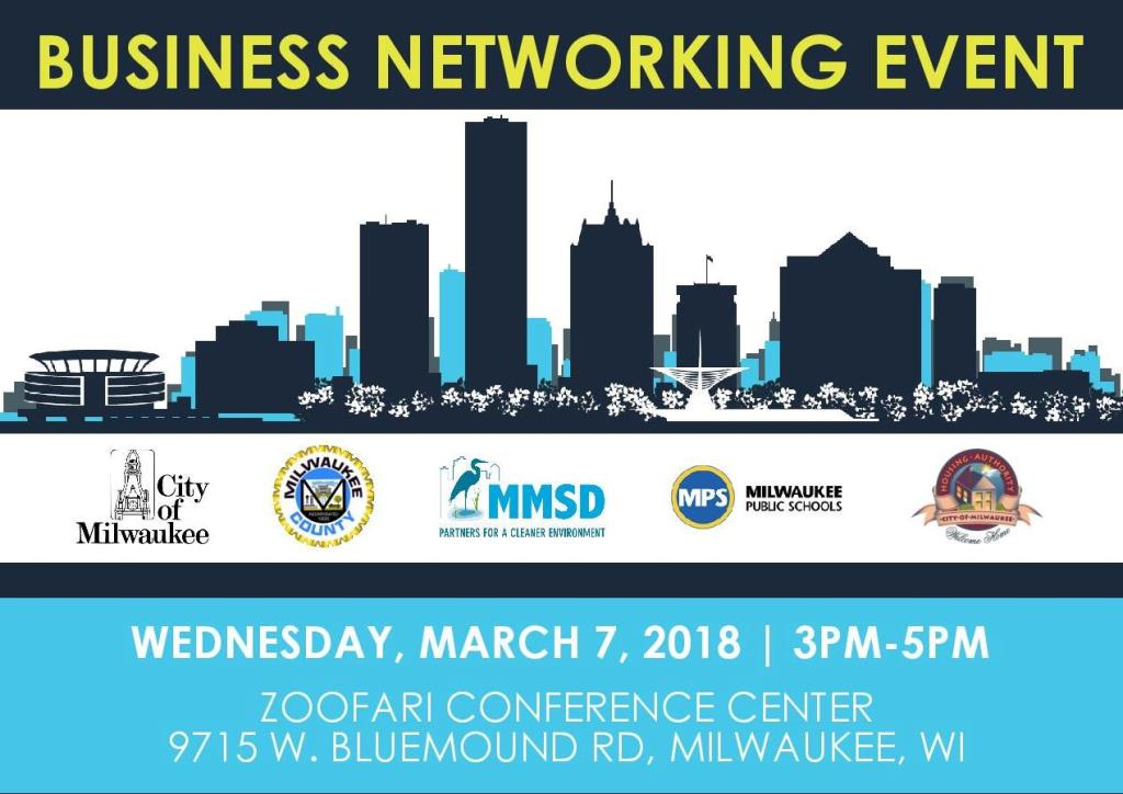 Flyer - Networking Event - City MMSD MPS HACM 20180307-thumbnail