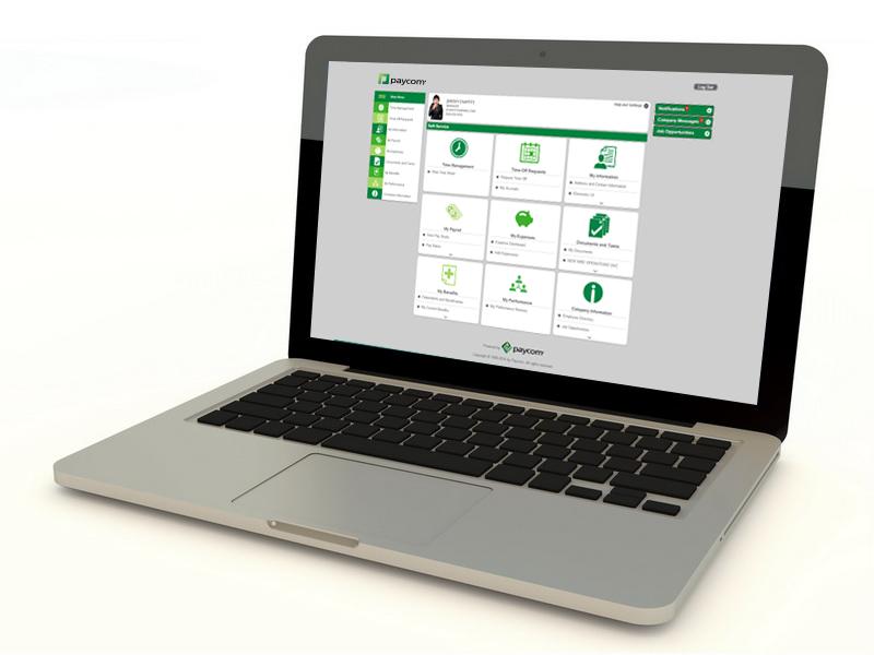 Paycom Computer Portal