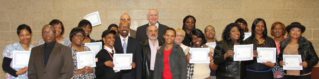 Family Self-Sufficiency Program Celebration