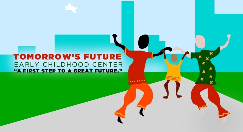 Tomorrows Future Early Childhood Center Logo