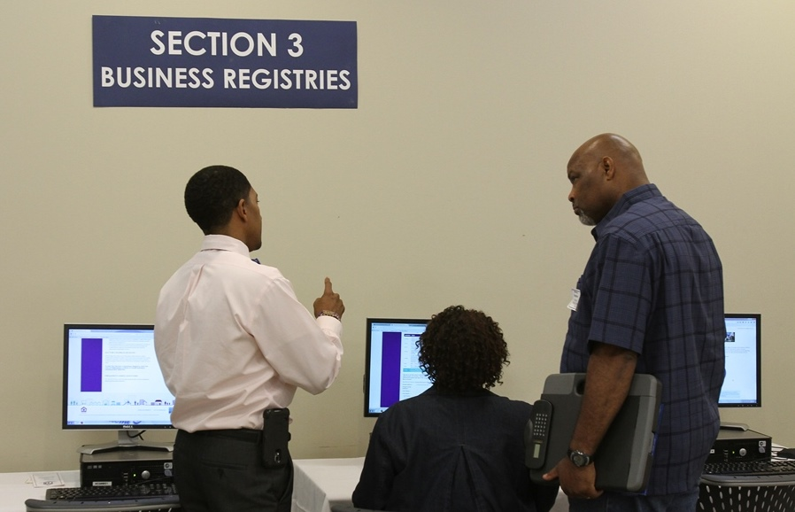 Contractor Fair Section 3 Registration