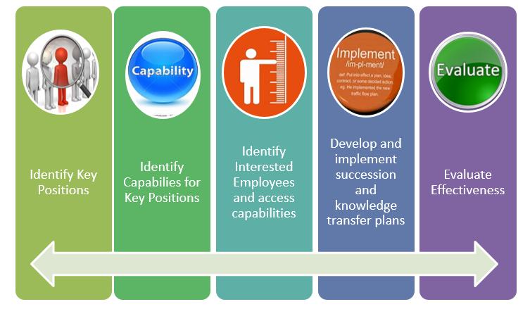 Succession Planning Steps